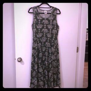 Agnes & Dora Fit and Flare Dress